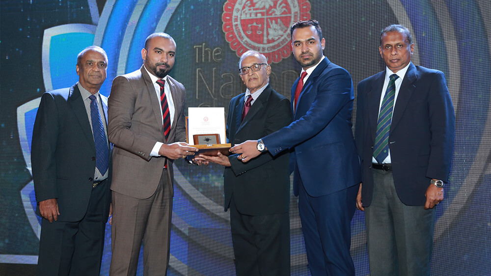 National Business Excellence Award